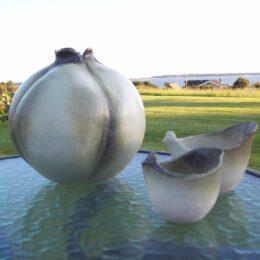Keramikstuen af Inger Andersen