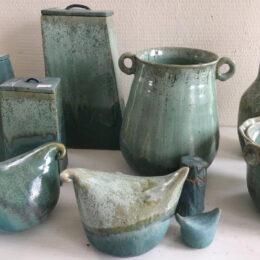 Vogel Keramik
