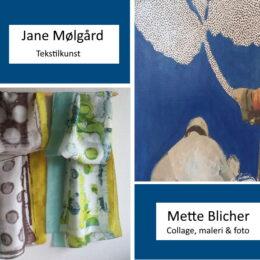 Jane Mølgård Nielsen & Mette Blicher