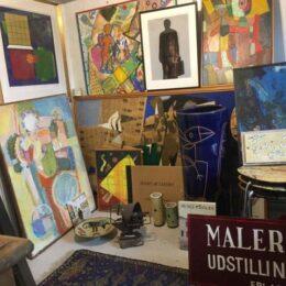 Galleri Gry  ved Jan Pedersen